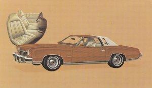 1974 Monte Carlo Landau ; Chevorlet