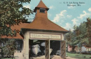 SHEBOYGAN , Wisconsin , 00-10s ; U.S. Life Savings Station