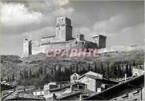 Modern Postcard Assisi Le Chateau