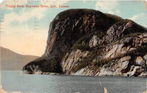 B5536 Trinity Rock Saguenay River