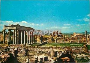Postcard Modern Tunisia Roman ruins