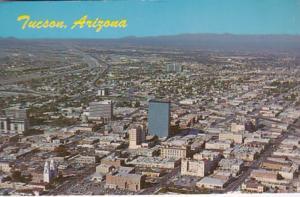 Arizona Tucson Aerial View
