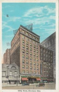 CLEVELAND, Ohio, PU-1933;  Gillsy Hotel