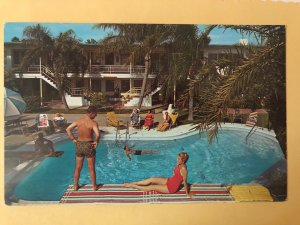 Vintage Traveler Motel on Clearwater Beach, Florida