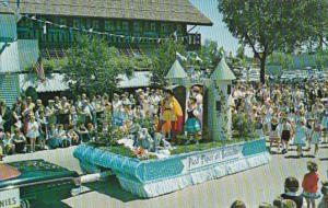Michigan Frankenmuth Bavarian Festival Pied Piper Of Hameln Float 1967