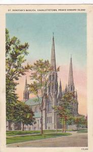 St. Dunstan's Basilica, Charlottetown, Prince Edward Island, Canada, 00-10s