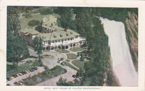 Canada Quebec Hotel Kent House Et Chutes Montmorency sk4863