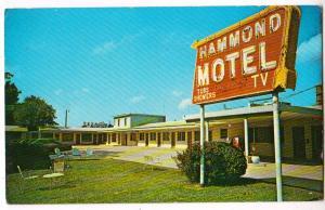 Hammond Motel, Hammond La