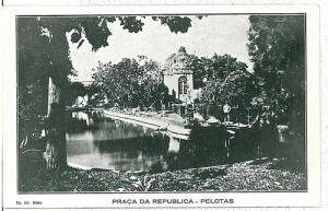 VINTAGE POSTCARD: BRAZIL - PELOTAS