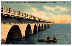 Florida New Overseas Highway