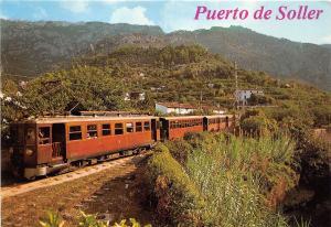 BG33345 puerto de soller train railway spain
