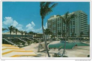 New AMERICANA Hotel , Miami Beach , Florida , 50-60s #2