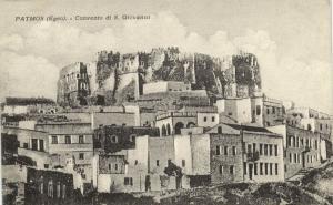 greece, PATMOS Πάτμος, Convento di S. Giovanni (1910s) Postcard