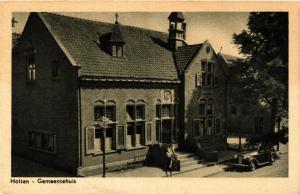 CPA Holten Gemeentehuis NETHERLANDS (728724)