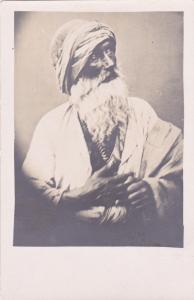 RP: Portrait of Arab man , 00-10s