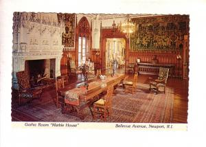 Gothic Room, Marble House, Belleve Ave, Newport, Rhode Island