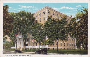 Maine Augusta Augusta House