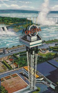 NIAGARA FALLS , Ontario , 1960s ; Oneida Observation Tower