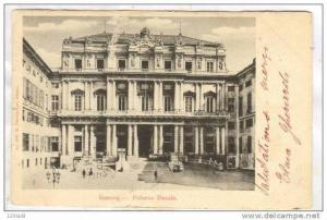 Italy Genova (Genoa) - Palazzo Ducale 00's