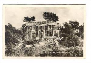 RP, La Cascade Du Chateau, Nice (Alpes Maritimes), France, 1920-1940s