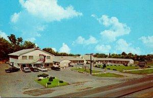 Kentucky Harrodsburg Stone Manor Motel
