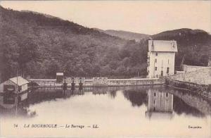 France La Bourboule Le Barrage