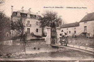 Chateau des Deux-Ponts,Is-Sur-Tille,France BIN