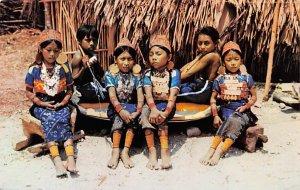 Children of San Blas Panama Unused
