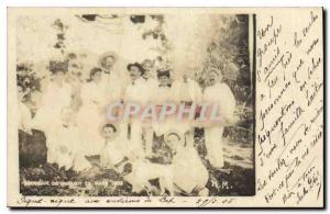 PHOTO CARD envy Cape 1908 Poirier