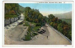 Mohawk Trail, Mass, Hairpin Curve