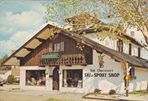 Bob Danzeisen SKI & SPORT SHOP , Haddon Heights , New Jersey , 50-70s