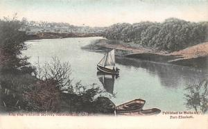 South Africa O.R.C. Kroonstad, On the Valsch River, Boats