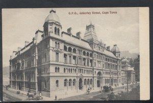 South Africa Postcard - G.P.O, Adderley Street, Cape Town T2897
