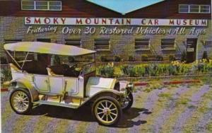1911 Cadillac Smoky Mountain Car Museum Pigeon Forge Tennessee