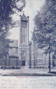 Indiana Anderson Presbyterian Church 1908