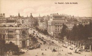 Spain Madrid Calle de Alcalá 06.70