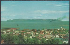 The Sleeping Giant,Port Arthur,Ontario,Canada Postcard BIN