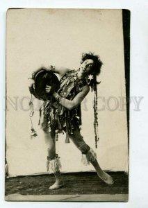 3090647 KAMENSKY Russian BALLET Star ART NOUVEAU old PHOTO RARE