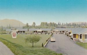 DUNCAN , Vancouver Island, B.C., 1950-60s ; Thunderbird Motel