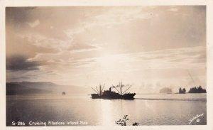 RP: Cruising Alaska Inland Sea , 1930-40s