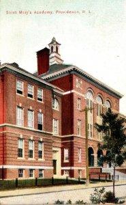 Rhode Island Providence Sanit Mary's Academy