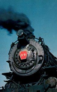 Long Island Railroad Locomotive No 39