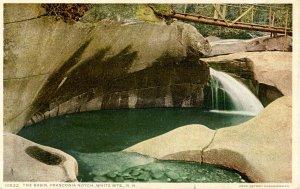 NH - Franconia Notch. The Basin