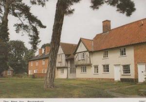 The New Inn Peasenhall Suffolk Postcard