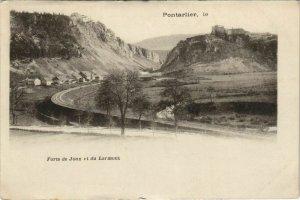 CPA PONTARLIER - Forts et Joux et du Larmont (131213)