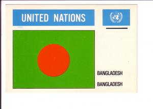Bangladesh Flag, United Nations