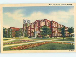 Linen HIGH SCHOOL Wichita Kansas KS k0429