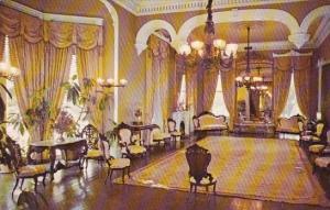 Staton Hall Parlor Natchez Mississippi