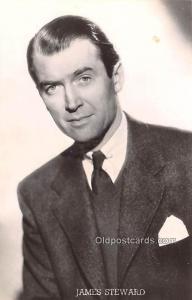James Stewart Movie Star Actor Actress Film Star Postcard, Old Vintage Antiqu...