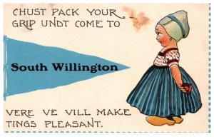 Connecticut  South Willington , Dutch
